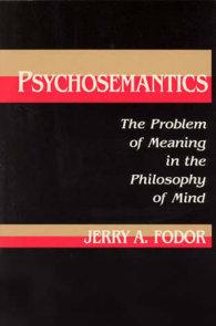 Psychosemantics