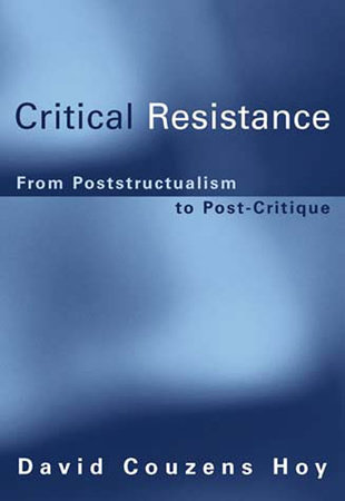 Critical Resistance by David Couzens Hoy