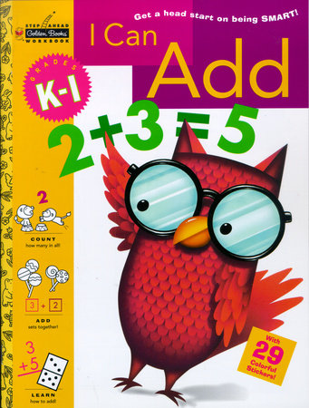I Can Add (Grades K - 1) by Patricia A. Reynolds