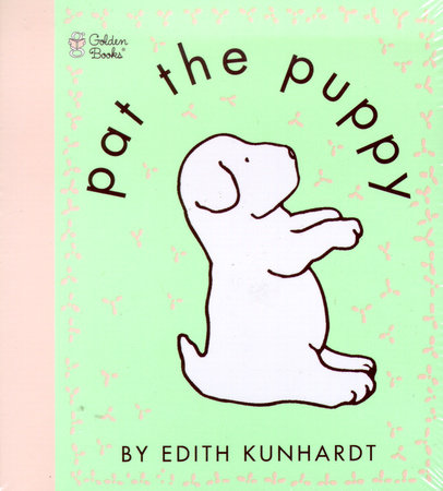Pat the Puppy (Pat the Bunny) by Edith Kunhardt Davis