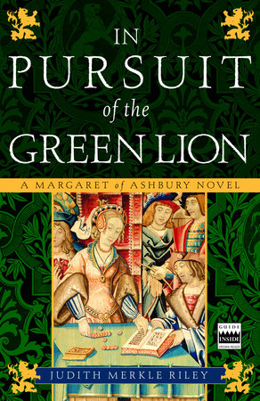 In Pursuit of the Green Lion by Judith Merkle Riley