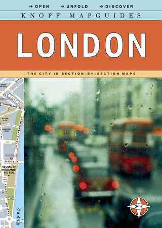 Knopf MapGuides: London by Knopf Guides