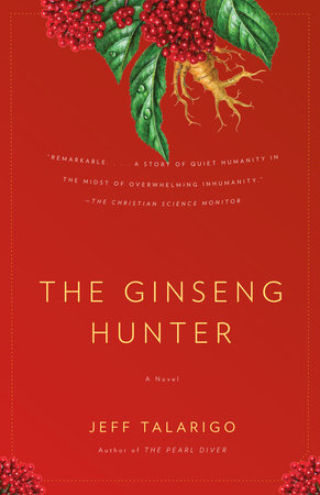 The Ginseng Hunter by Jeff Talarigo