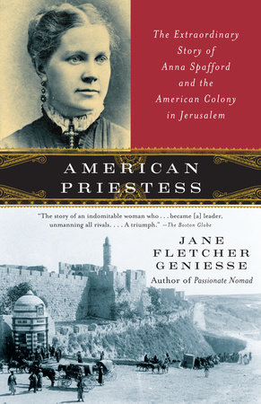 American Priestess by Jane Fletcher Geniesse