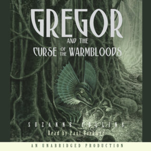 The Underland Chronicles Book Three: Gregor and the Curse of the Warmbloods