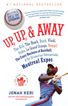 Up, Up, and Away by Jonah Keri