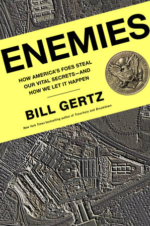 Enemies by Bill Gertz