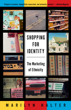 Shopping for Identity by Marilyn Halter