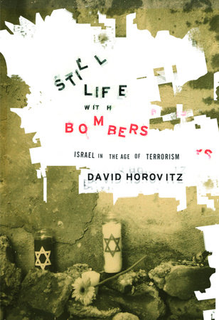 Still Life with Bombers by David Horovitz