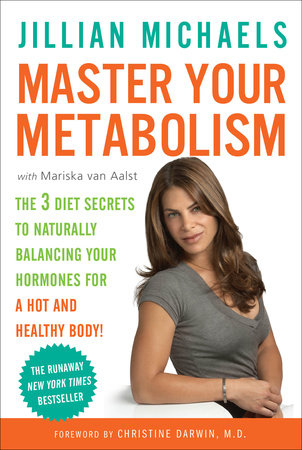 Master Your Metabolism by Jillian Michaels, Mariska van Aalst and Christine Darwin