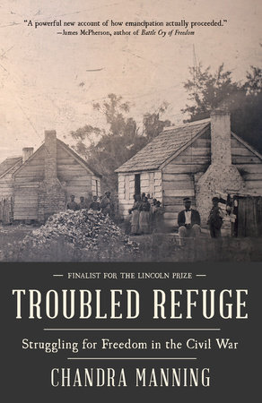 Troubled Refuge by Chandra Manning