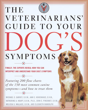 The Veterinarians' Guide to Your Dog's Symptoms by Michael S. Garvey, D.V.M. and Anne E. Hohenhaus, D.V.M.