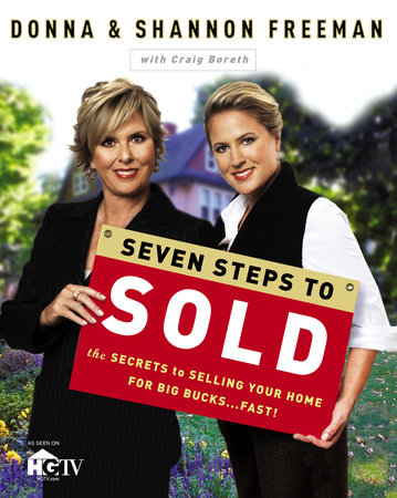 Seven Steps to Sold by Donna Freeman and Shannon Freeman