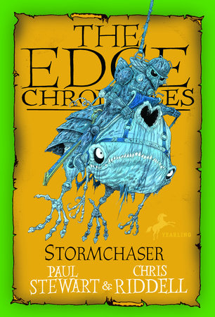 Edge Chronicles: Stormchaser by Paul Stewart and Chris Riddell