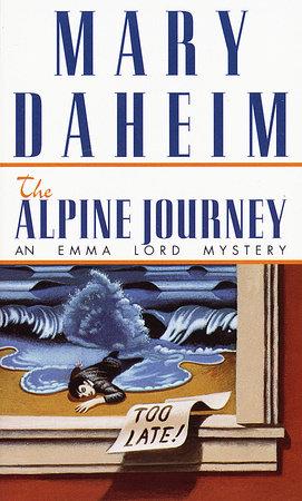 The Alpine Journey by Mary Daheim