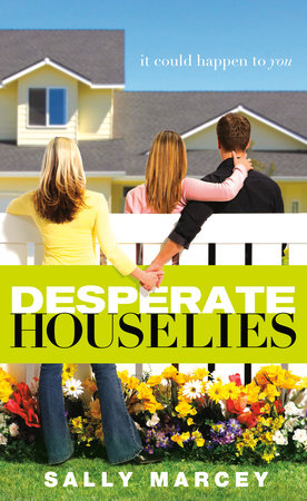 Desperate House Lies by Sally Marcey