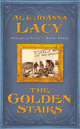 The Golden Stairs by Al Lacy
