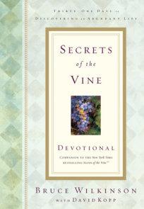 Secrets of the Vine Devotional