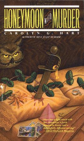 Honeymoon With Murder by Carolyn Hart