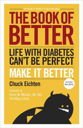 The Book of Better by Chuck Eichten