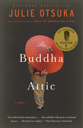 The Buddha in the Attic by Julie Otsuka