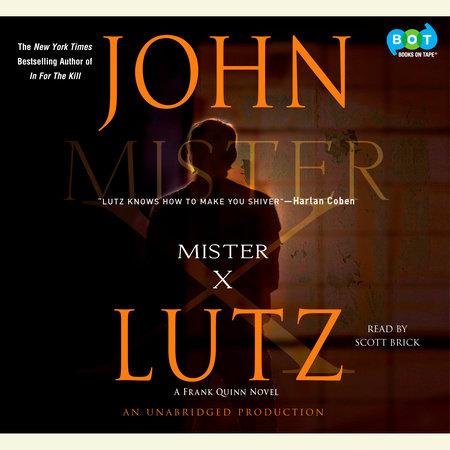 Mister X by John Lutz