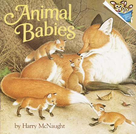 Animal Babies by Harry McNaught