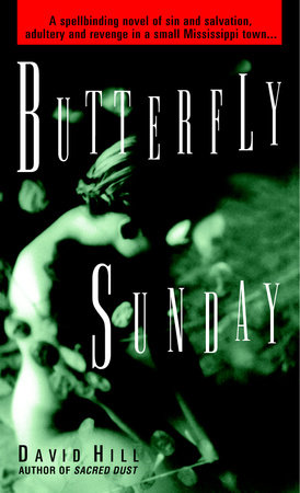 Butterfly Sunday by David Hill