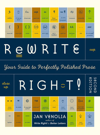 Rewrite Right! by Jan Venolia
