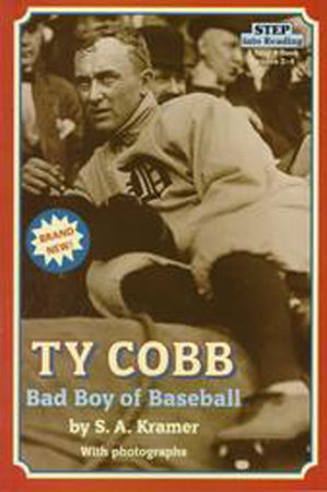 TY COBB by Sydelle Kramer
