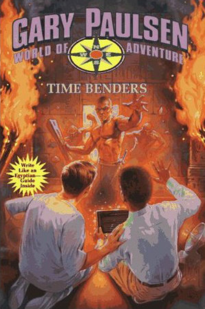 Time Benders by Gary Paulsen