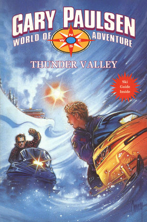 THUNDER VALLEY by Gary Paulsen