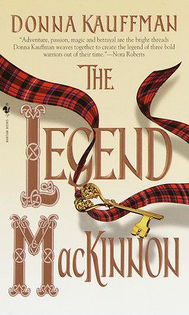 The Legend Mackinnon by Donna Kauffman