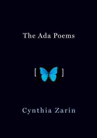 The Ada Poems by Cynthia Zarin