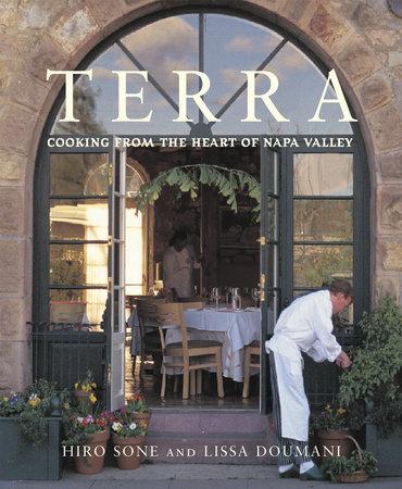 Terra by Hiro Sone and Lissa Doumani
