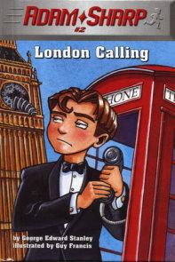 Adam Sharp #2: London Calling