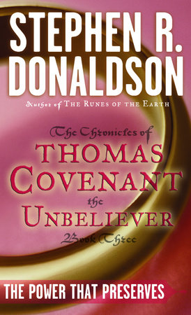 Power That Preserves by Stephen R. Donaldson