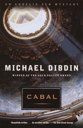 Cabal by Michael Dibdin