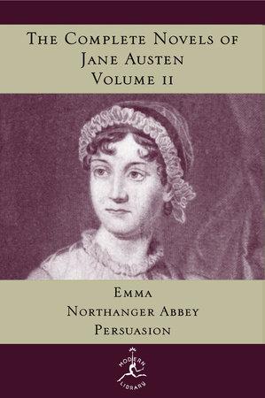 The Complete Novels of Jane Austen, Volume 2 by Jane Austen