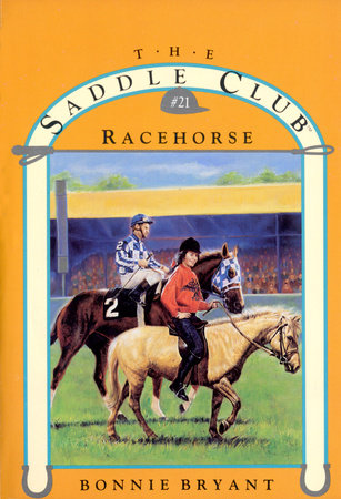 RACEHORSE by Bonnie Bryant