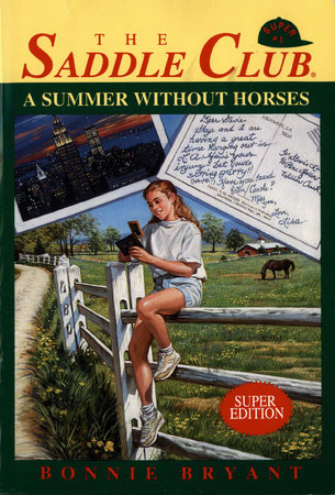 Summer Without Horses by Bonnie Bryant