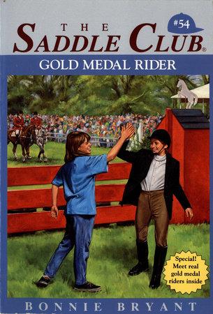 Gold Medal Rider by Bonnie Bryant
