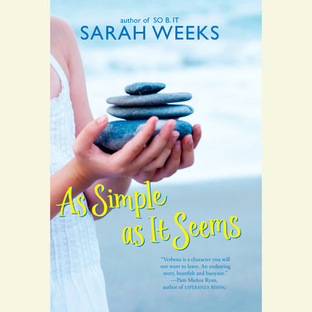 As Simple as It Seems by Sarah Weeks