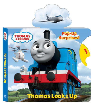 Thomas Looks Up (Thomas & Friends) by Rev. W. Awdry and Billy Wrecks