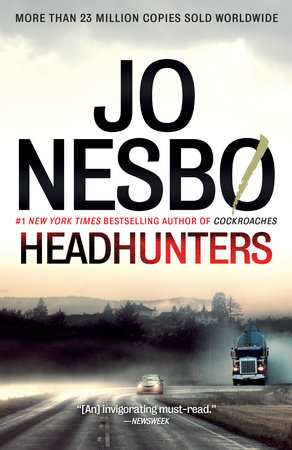 Headhunters by Jo Nesbo