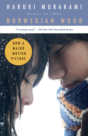Norwegian Wood (Movie Tie-in Edition) by Haruki Murakami