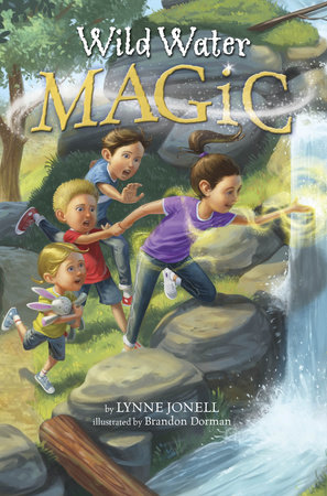 Wild Water Magic by Lynne Jonell