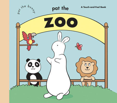 Pat the Zoo (Pat the Bunny)