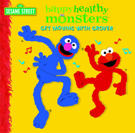 Get Moving with Grover (Sesame Street) by Random House; Illustrated by Louis Womble