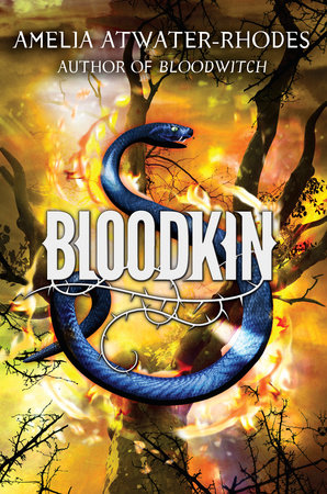 Bloodkin (Book 2) by Amelia Atwater-Rhodes